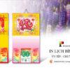 Công ty in lịch xuân Bình Thuận uy tín - Xưởng in lịch tết giá rẻ, chuyên nghiệp, lấy nhanh